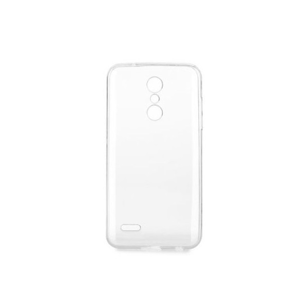 Husa Spate Mixon Ultra Slim Lg K10 2018 Transparenta