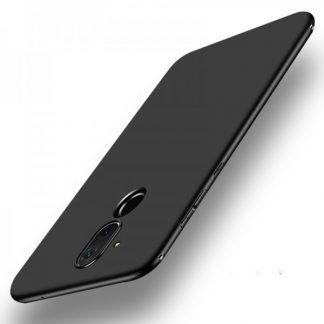 Husa Spate Mixon Ultra Slim Pro Huawei Mate 20 Lite Negru Super slim