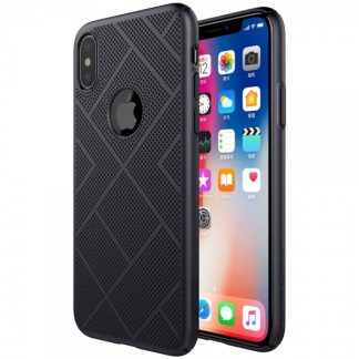 Husa Spate Nillkin Air iPhone X/XS Negru