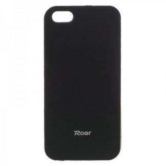 Husa Spate Roar Jelly Case iPhone 5s 5se Negru