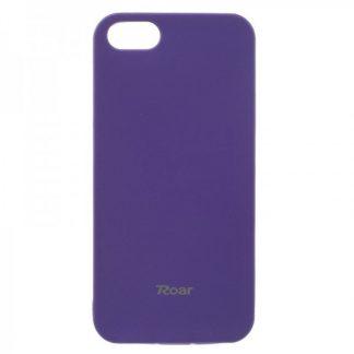Husa Spate Roar Jelly Case iPhone 5s 5se Violet