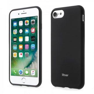 Husa Spate Roar Jelly Case iPhone 6 Plus Negru