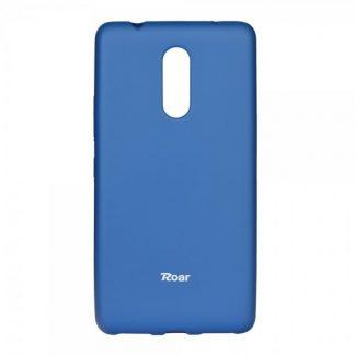 Husa Spate Roar Jelly Case Lenovo K6 Dark Blue