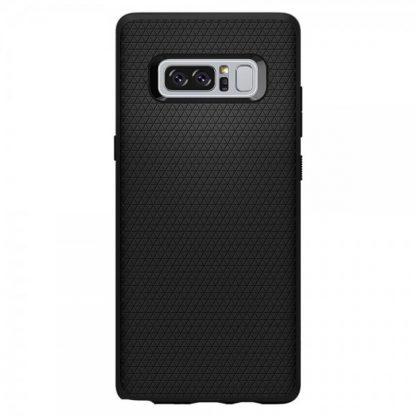 Husa Spigen Liquid Air Samsung Note 8 Negru Matte