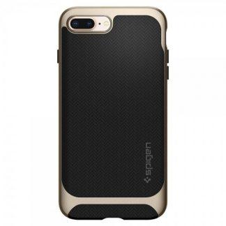 Husa Spigen Neo Hybrid Herringbone iPhone 7/8 Plus Champagne Gold