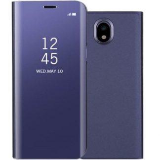 Husa Tip Carte Mirror Samsung Galaxy J3 2017 Mov