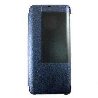Husa Tip Carte Mixon View Huawei Mate 20 Pro Albastru