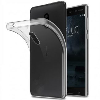 Husa Ultra Slim 0.3mm Mixon Nokia 3 Transparent