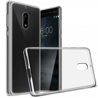 Husa Ultra Slim 0.3mm Mixon Nokia 5 Fumuriu