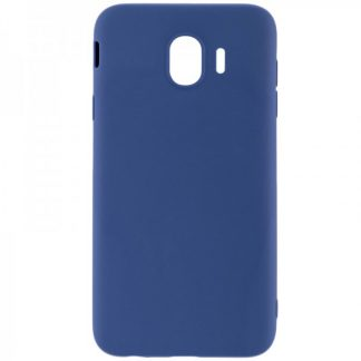 Husa Ultra Slim Mixon Samsung J6+ Plus 2018 Silicon Blue