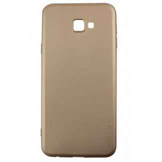 Husa Ultra Slim Pro Guardian X-level Samsung J4+ Plus 2018 Gold Silicon