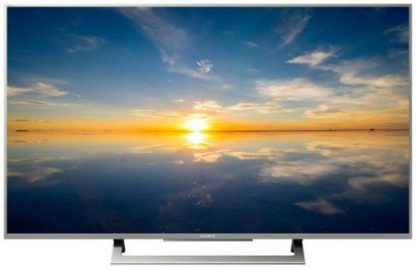 Televizor LED Sony 125 cm (49inch) KD-49XE8077SAEP, Ultra HD 4K, Smart TV, WiFi, Android TV, CI+