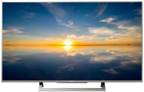 Televizor LED Sony 125 cm (49inch) KD-49XE8077SAEP, Ultra HD 4K, Smart TV, WiFi, Android TV, CI+