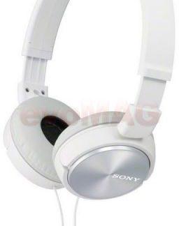 Casti Stereo Sony MDRZX310W (Alb)