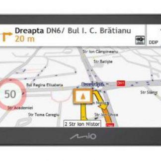 Sistem de navigatie Mio Spirit 8670 LM, diagonala 6.2inch, Bluetooth, TMC, Full Europe + actualizari gratuite pe viata