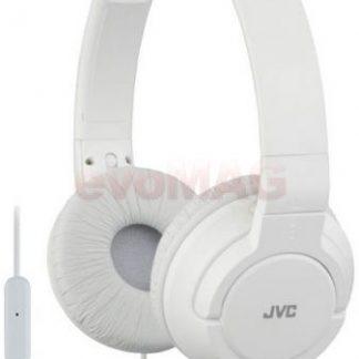 Casti Stereo JVC HA-SR185-W (Alb)
