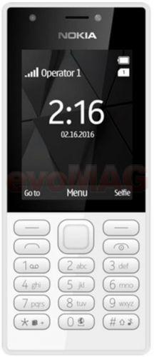 Telefon Mobil Nokia 216, Dual Sim (Gri)