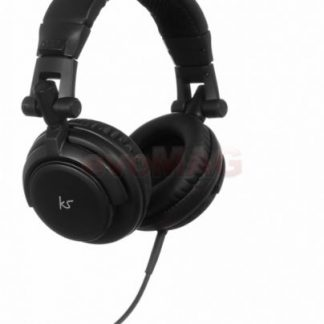 Casti Stereo KitSound DJ KSNDJBK (Negru)