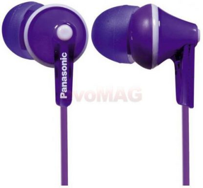 Casti Stereo Panasonic RP-HJE125E-V (Violet)
