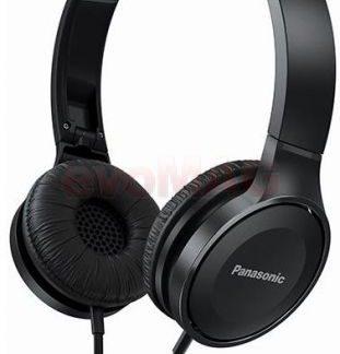Casti Stereo Panasonic RP-HF100E-K (Negru)