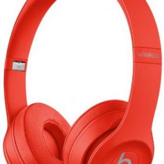 Casti Wireless Beats Solo 3 by Dr. Dre (Rosu)