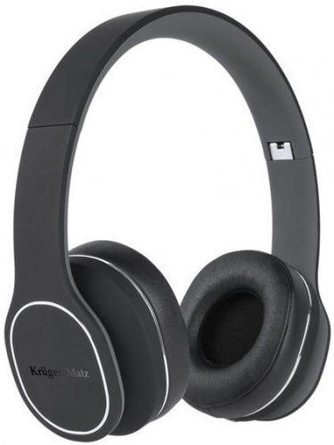 Casti Stereo Kruger&Matz Soul 2 KM0644, Bluetooth (Negru)