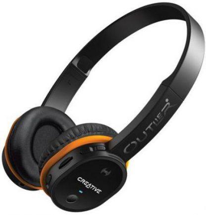 Casti Stereo Creative Outlier, Bluetooth, NFC (Negru)