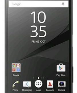 Telefon Mobil Sony Xperia Z5, Procesor Octa-Core 1.5GHz / 2GHz, IPS LCD Capacitive touchscreen 5.2inch, 3GB RAM, 32GB Flash, 23MP, 4G, Wi-Fi, Dual Sim, Android (Negru)