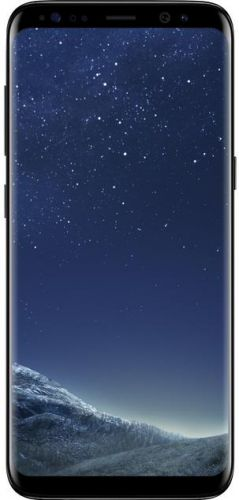 Telefon Mobil Samsung Galaxy S8, Procesor Octa-Core 2.3GHz / 1.7GHz, Super AMOLED Capacitive touchscreen 5.8inch, 4GB RAM, 64GB Flash, 12MP, 4G, Wi-Fi, Android (Midnight Black)