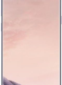 Telefon Mobil Samsung Galaxy S8 Plus, Procesor Octa-Core 2.3GHz / 1.7GHz, Super AMOLED Capacitive touchscreen 6.2inch, 4GB RAM, 64GB Flash, 12MP, 4G, Wi-Fi, Android (Orchid Grey)