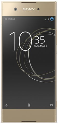 Telefon Mobil Sony Xperia XA1, Procesor Octa-Core 2.3GHz/ 1.6GHz, IPS LCD Capacitive Touchscreen 5.0inch, 3GB RAM, 32GB Flash, 23MP, Wi-Fi, 4G, Dual Sim, Android (Auriu)