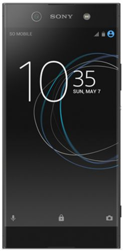 Telefon Mobil Sony Xperia XA1, Procesor Octa-Core 2.3GHz/ 1.6GHz, IPS LCD Capacitive Touchscreen 5.0inch, 3GB RAM, 32GB Flash, 23MP, Wi-Fi, 4G, Dual Sim, Android (Negru)