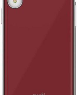 Protectie spate Moshi iGlaze 99MO113321 pentru Apple iPhone XR (Rosu)