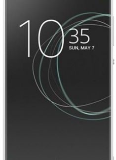Telefon Mobil Sony Xperia XA1, Procesor Octa-Core 2.3GHz/ 1.6GHz, IPS LCD Capacitive Touchscreen 5.0inch, 3GB RAM, 32GB Flash, 23MP, Wi-Fi, 4G, Dual Sim, Android (Alb)