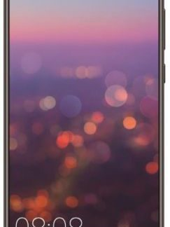 Telefon Mobil Huawei P20, Procesor Octa-Core 2.36/1.8 GHz, Capacitive touchscreen 5.8inch, 4GB RAM, 128GB Flash, Camera Duala 12+20MP, Wi-Fi, 4G, Single SIM, Android (Negru)