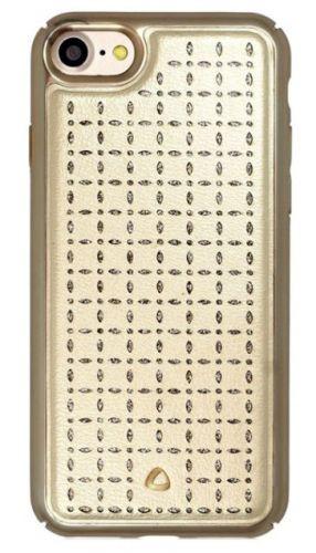 Protectie Spate Occa Carcasa Spade OCSPIPH8GD, pentru iPhone 8 (Auriu)