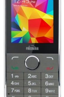 Telefon Mobil Freeman Speak T303, LCD 2.8inch, Bluetooth, Dual Sim (Negru)
