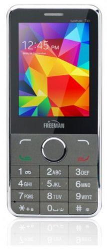 Telefon Mobil Freeman Speak T303, LCD 2.8inch, Bluetooth, Dual Sim (Negru)