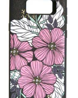Protectie Spate Occa Artist 3D Print Flower Bloom OCAARTG955FLB, pentru Samsung Galaxy S8 Plus G955 (Multicolor)