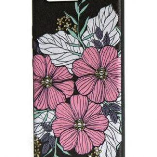 Protectie Spate Occa Artist 3D Print Flower Bloom OCAARTP10FLB, pentru Huawei P10 (Multicolor)