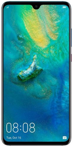 Telefon Mobil Huawei Mate 20, Procesor Kirin 980, Octa Core, IPS LCD Multitouch 6.53inch, 4GB RAM, 128GB Flash, Camera Tripla 12+16+8MP, 4G, Wi-Fi, Dual Sim, Android (Negru)