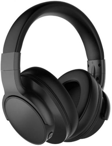 Casti stereo Avantree ANC031, Bluetooth, Jack 3.5mm (Negru)