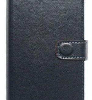 Husa Book Cover Allview Blue HFblueA8L pentru A8 Lite (Negru)