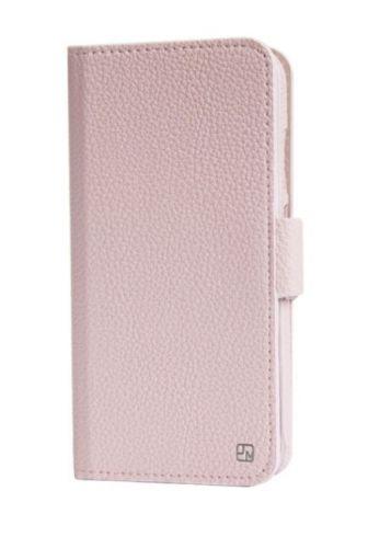 Protectie Book cover Just Must JMCWP10LPK, pentru Huawei P10 Lite (Roz)