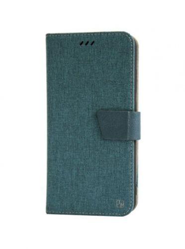 Protectie Book Cover Just Must Linen JMLNIP10LOL pentru Huawei P10 Lite (Verde)