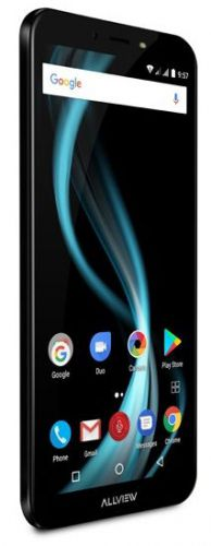 Smartphone Allview X4 Soul Infinity N, Procesor Octa-core, 1.5GHz, IPS LCD Capacitive touchscreen 5.7inch, 4GB RAM, 32GB FLASH, Camera 16MP, Wi-Fi, 4G, Dual Sim, Android (Negru)