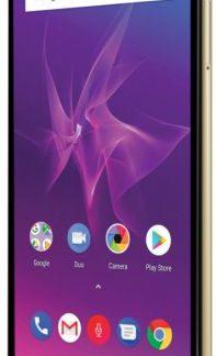 Smartphone Allview Soul X5 Mini, Procesor Quad-core, 1.3GHz, IPS LCD Capacitive touchscreen 5.67inch, 2GB RAM, 16GB FLASH, Camera Duala 13MP + VGA, Wi-Fi, 4G, Dual Sim, Android (Auriu)