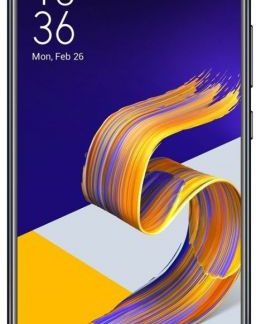 Telefon Mobil Asus ZenFone 5Z ZS620KL, Procesor Octa-Core Snapdragon 845, IPS LCD Capacitive touchscreen 6.2inch, 6GB RAM, 64GB Flash, Camera Duala 12+8MP, Wi-Fi, 4G, Dual Sim, Android (Albastru inchis)
