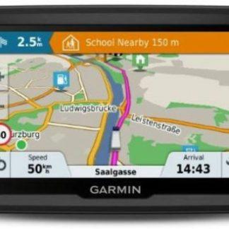 Sistem de navigatie Garmin dezl 580 LMT-D, TFT 5inch, Harta Full Europa, Actualizari pe Viata a Hartilor