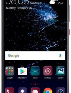 Telefon Mobil Huawei P10, Procesor Octa-Core 2.4/1.8 GHz, IPS-NEO LCD capacitive touchscreen 5.1inch, 4GB RAM, 64GB Flash, 12+20MP, Wi-Fi, 4G, Android (Negru)